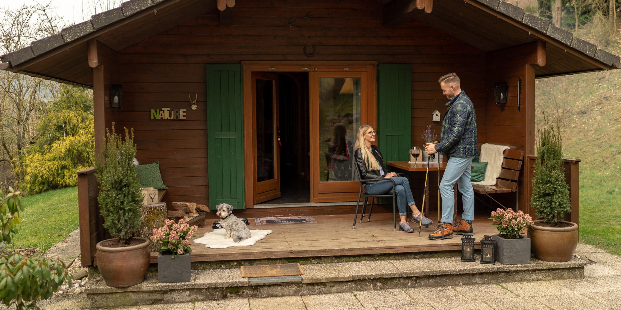 Urlaub Mit Hund Im Sauerland Ferienwohnung Morkens Hutte